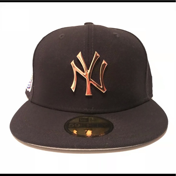 0e04c70984bdd New Era New York Yankees NY 7 1 2 Fitted Hat Cap